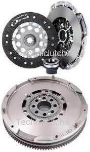 DUAL MASS FLYWHEEL DMF & COMPLETE CLUTCH KIT BMW Z3 3.0 240MM